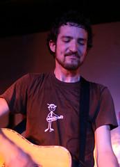 Frank Turner, The 100 Club, London - 23 April 2008 (Jacqui Sadler) Tags: 100club frankturner lastfm:event=473267