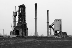 251 (eholubow) Tags: plant chicago abandoned illinois acme coke southside
