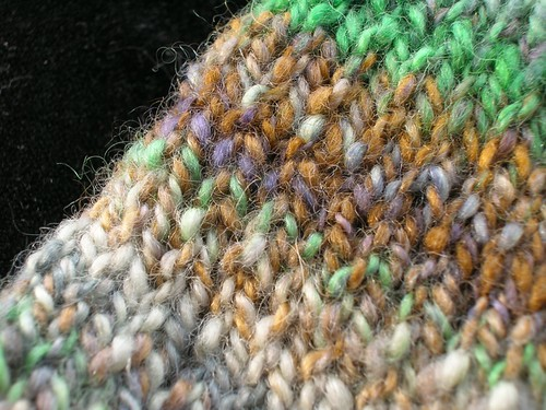 cowl closeup (by aswim in knits)