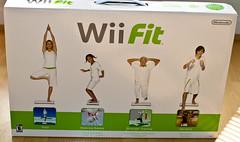 wii fit is the shiznitt  - VoxEfx