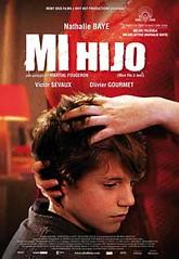 Mi hijo cartel película