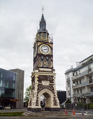 440 - Victoria Clock Tower de Christchurch