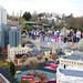 Legoland Attractions: Mini City Aerial Shot