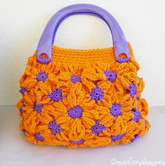 funky orange crochet bag (5) (creationsbyeve) Tags: summer orange cute europe pretty purple handmade crafts small crochet funky greece homemade trendy handcrafted etsy artisan crafting flowermotifs handmadegifts handcraftedgifts creationsbyeve etsygreekteam