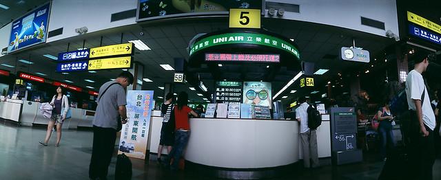 2007.9.23 松山機場