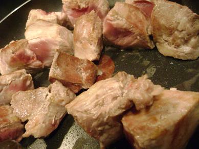 tepary beans pork