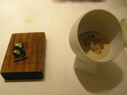 fat duck truffle toast