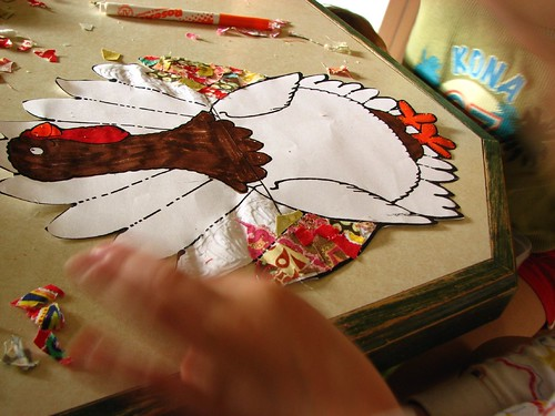 Decorate Turkey Drawing Decorate a Turkey However