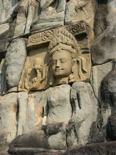 Angkor Wat Sculpture, Siem Reap