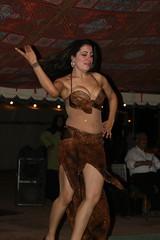 Luxor Belly Dancer (Deydodoe) Tags: show africa travel people woman female canon dance dancing  performance egypt middleeast culture bellydancer dancer arabic belly entertainment exotic arab egyptian luxor performer bellydancing 2007 movenpick 30d canon30d canonef24105mmf4lisusm allrightsreserved may2007 movenpickhotel jolieville fellahtent deydodoe