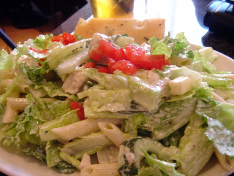 Blue Cheese Chicken Salad