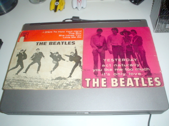 Compactos dos Beatles