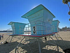 Santa Cruz Lifeguard Stands (6297)