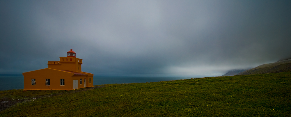 Siglunes Lighthouse