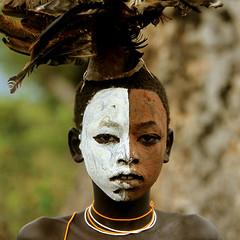 African Body Art