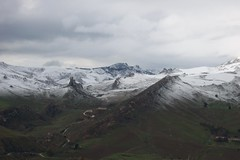 Mussomeli e dintorni:  Valle del Lupo (giovannimancuso) Tags: panorama snow alberi montagne landscape 101 neve vista sicily sicilia paesaggio colline italians mussomeli passionphotography flickrsicilia