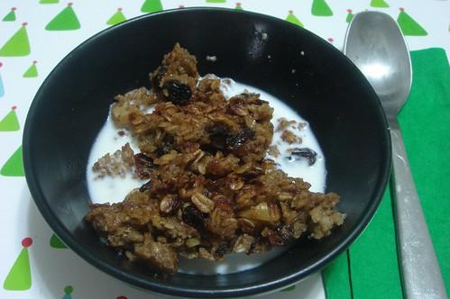 oatmeal casserole