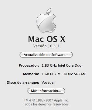 Actualizando la memoria a un Macbook Pro