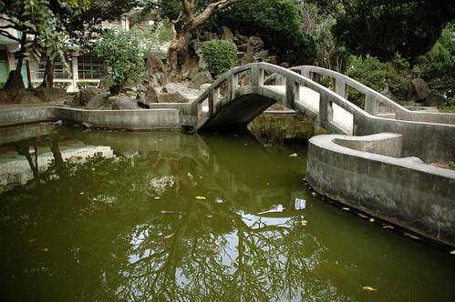 #16 花園造景之小橋綠水