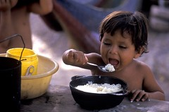 Child in Honduras