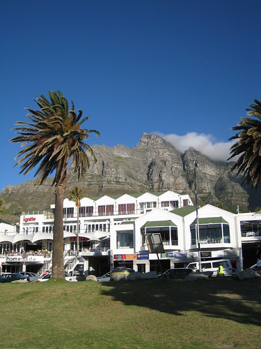 Camps Bay & The Seven Apostles