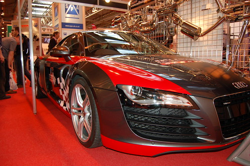 Audi R8 by leunix, on Flickr