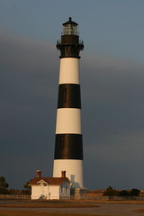late afternoon light on the lighthouse (MNesterpics) Tags: lighthouse topf25 topv111 nc northcarolina eod bec 2008 outerbanks obx bodieislandlighthouse bodieisland aplusphoto megashot platinumheartaward betterthangood