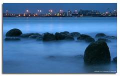 Neptunian Industry (DanielKHC) Tags: blue industry beach digital landscape high bravo singapore rocks dynamic sony malaysia punggol planet alpha range neptune soe dri increase hdr a100 blending themoulinrouge dynamicrangeincrease magicdonkey sigma18200mm 2exp abigfave anawesomeshot danielcheong diamondclassphotographer danielkhc theperfectphotographer