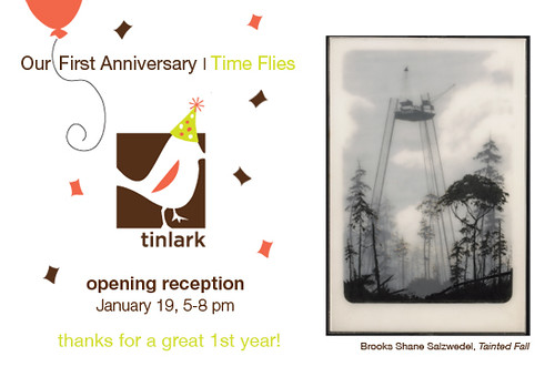 Tinlark First Annversary Party