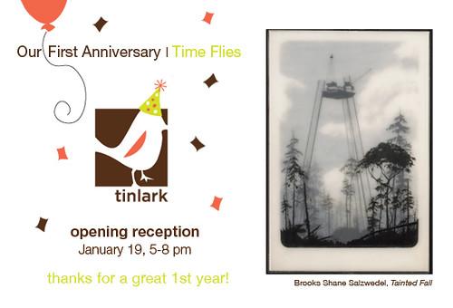 Tinlark First Annversary Party