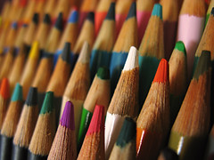 World of Color (n!ck.) Tags: color colour art pencil colorful artist diverse diversity explore coloring draw day18 project365 january365