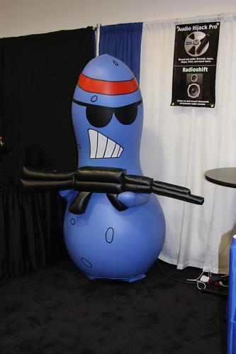 Rogue Amoeba Mascot Ammo