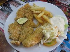 Fish and chip - Western Food- P.Tikus