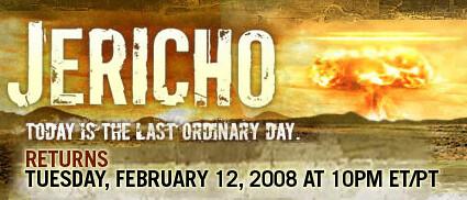 Jericho returns on CBS