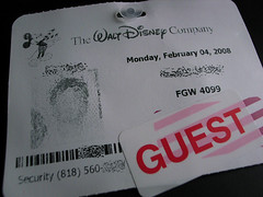 Disney Studio Guest Pass