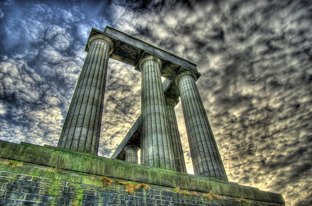 Greece is the word high dynamic range HDR Photography inspiration and tutorial in Photoshop