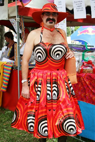 Another Grande Dame At Mardi Gras Fair Day