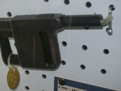 8mm French Palm Gun (robotech_master_2000) Tags: museum french pistol 8mm derringer chrismeadows sandyclark jmdavis palmgun