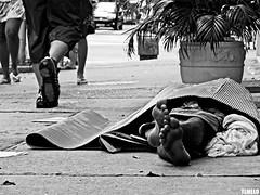 Indifference  - Rio de Janeiro (TLMELO) Tags: street brazil people white black branco brasil riodejaneiro homeless poor social preto tiago brazilian rua pobre brasileiro thiago indifference melo povo indiferença supershot bwgallery aplusphoto platinumheartaward tlmelo