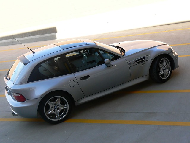 1999 Z3 M Coupe | Arctic Silver | Gray/Black