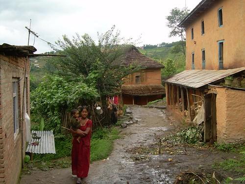 Aldeas del Valle de Kathmandú