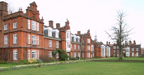 Newnham College by stevecadman, on Flickr