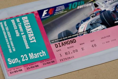 Malaysian F1 Sepang Grand Prix