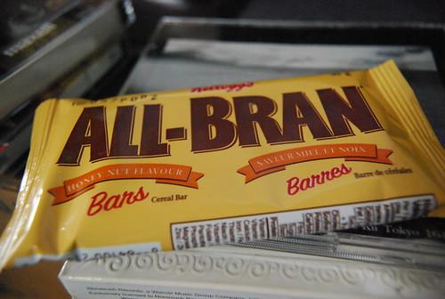 All-bran bar