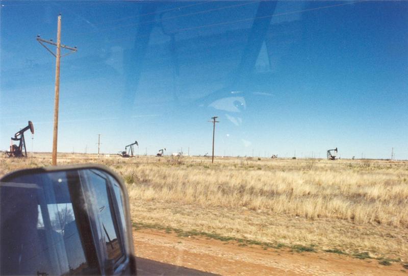 A smooth ride through the Texas Panhandle