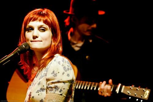A Fine Frenzy @ the Roxy, 4/3/08