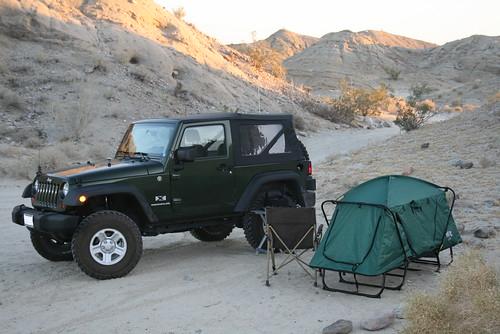 KampRite Oversize Tent Cot