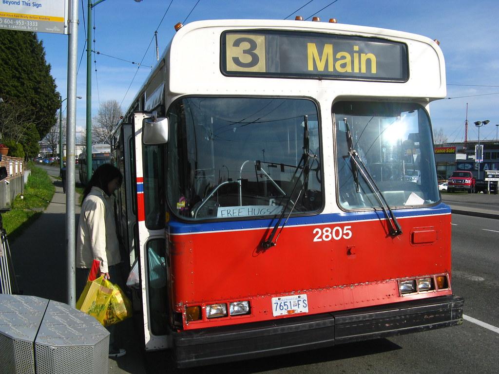 2805: 3 Main (at Marine)