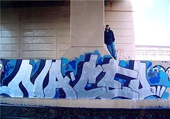 Nace in Philly 1996 (Joe Ism) Tags: graffiti newjersey nace restinpeace
