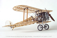 My 1:16 scale Nieuport 28 structural model (thegreatlandoni) Tags: world scale airplane one model war colorado expo aircraft wwi spoke wheels elevator wing denver aeroplane fabric ribs worldwarone kit bungee 28 rib ww1 brace nie structural strut rigging biplane rudder bracing nieuport stabilizer uncovered 116th aileron wotr tailskid interplane